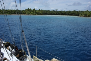 Ile Diamante in Peros Banhos Atoll